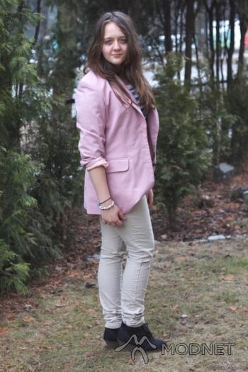 Spodnie Chanel, Świat Ubrań Używanych Gliwice