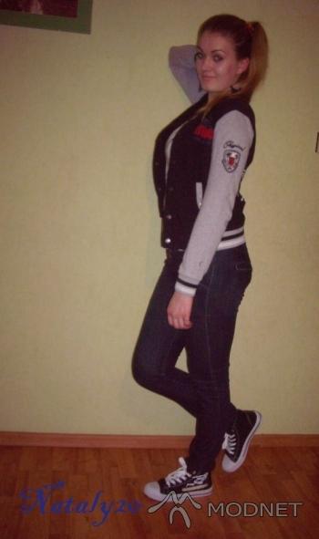 Spodnie N-fashion, Sh Szprotawa