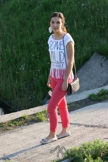 Spodnie F&F, Tesco Gliwice