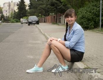 Bransoleta Miss trendy, http://www.allegro.pl