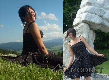 Sukienka Colours, http://www.allegro.pl