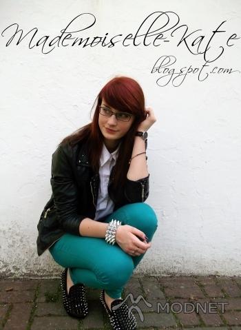 Spodnie Denim, http://www.allegro.pl