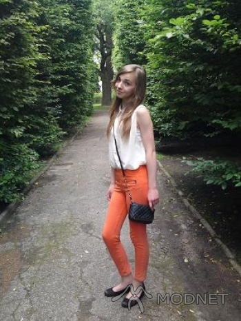 Spodnie Elle, Second Hand Piotrków Trybunalski