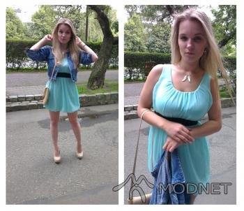 Sukienka Staby, http://www.allegro.pl