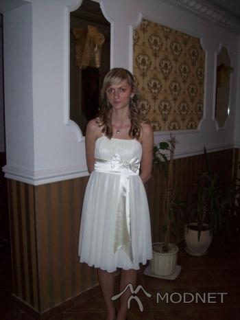 Sukienka, C. H. Manhatan Słupsk