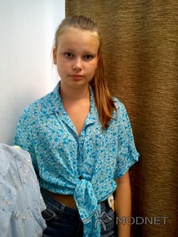 Koszula Nininer, Sortownia odzieży Jaworzno