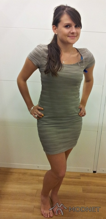 Sukienka Tesco, Tesco Gliwice
