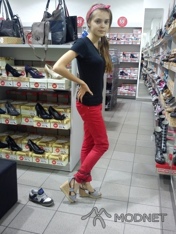 Sandały CCC, Carrefour Kędzierzyn Koźle