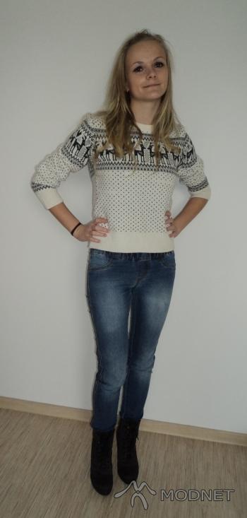 Sweter F&F, Tesco Częstochowa