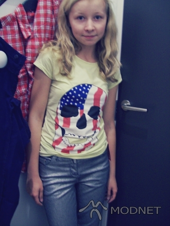 T-shirt, Bazar Mielec
