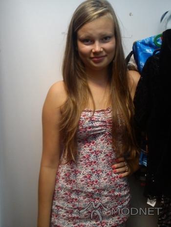 Sukienka Shana, Sortownia odzieży Jaworzno
