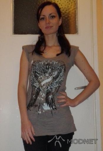 T-shirt Evie, http://www.allegro.pl