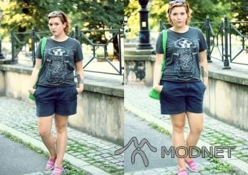 T-shirt Bershka, Sfera Bielsko-Biała
