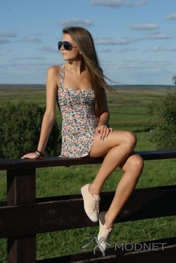 Sukienka New Look, Złote Tarasy Warszawa