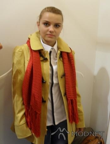 Koszula Orsay, Galeria Twierdza Kłodzka Kłodzko; Płaszcz Orsay, Galeria Twierdza Kłodzka Kłodzko; Szal Orsay, Galeria Twierdza Kłodzka Kłodzko