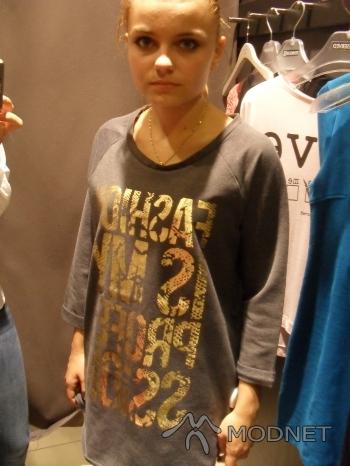 Bluza Reserved, Galeria Twierdza Kłodzka Kłodzko