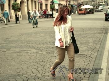 Spodnie American Apparel, http://www.allegro.pl