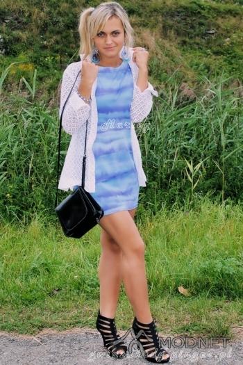 Sukienka Japan, Ubrania zachodnich firm Dąbrowa Górnicza