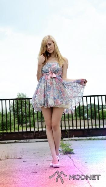 Sukienka, Second hand Krosno