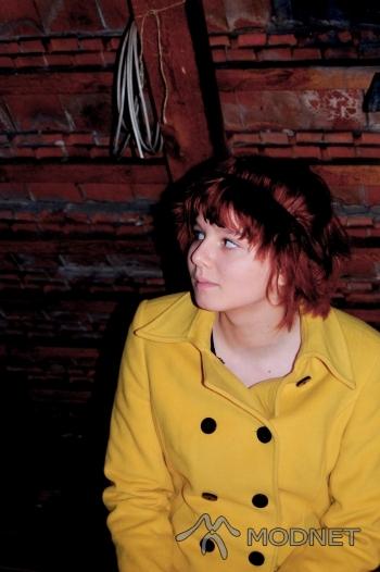Płaszcz H&M, http://www.vintageshop.pl/