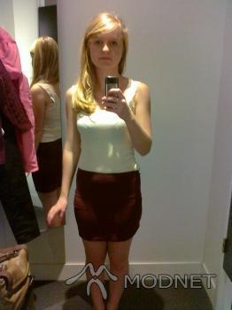 Spódnica H&M, Galeria Słoneczna  Radom