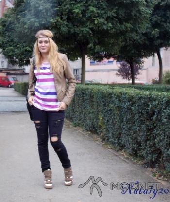 Bluzka Katarine, Sh Szprotawa