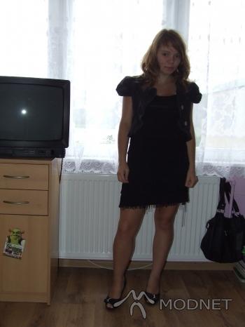 Sukienka, Sklep odzieżowy Julia Witkowo; Żakiet, http://www.stylio.pl
