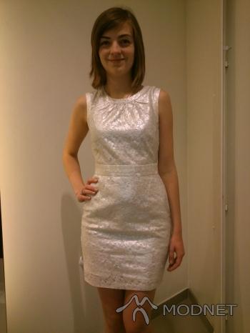 Sukienka h&;m, galeria copernicus toruń