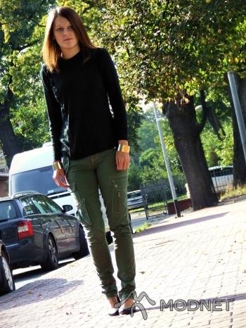 Spodnie Jeans, Scandia Częstochowa