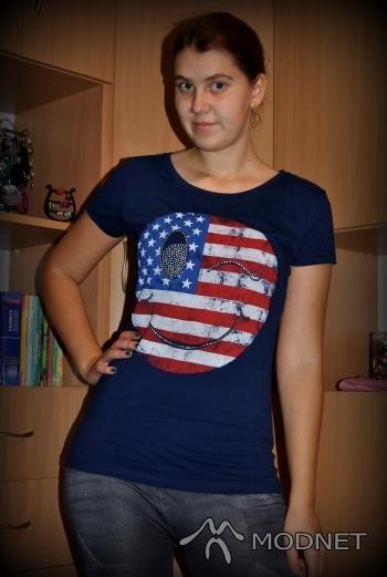 T-shirt Fishbone, Galeria Szperk Gdynia