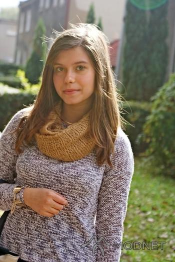 Sweter Cubus, Galeria Handlowa Leszno