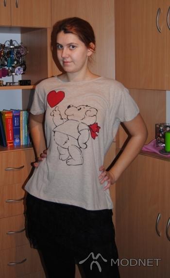 T-shirt Cubus, Galeria Rumia Rumia
