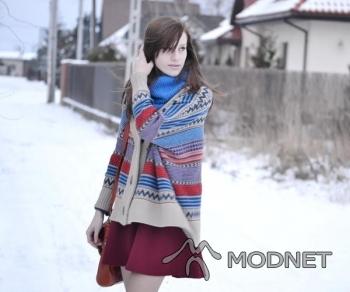 Sweter Carry, Złote Tarasy Warszawa