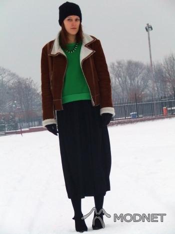 Bluza wholesale dress, http://www.wholesaledress.net/; Naszyjnik wholesale dress, http://www.wholesaledress.net/
