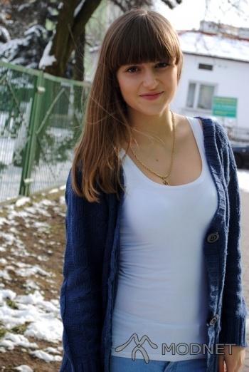 Top H&M, H&M Lublin; Sweter wholesale dress, http://www.wholesaledress.net/; Naszyjnik, Jubiler  Parczew