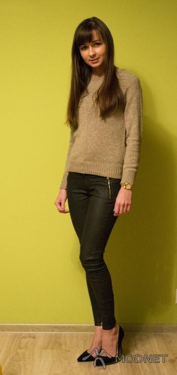 Spodnie Cubus, Auchan Katowice