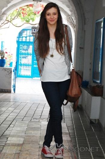 Bluza H&M, Dyskont odzieżowy Mielec
