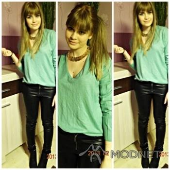 Spodnie Zara, http://www.allegro.pl