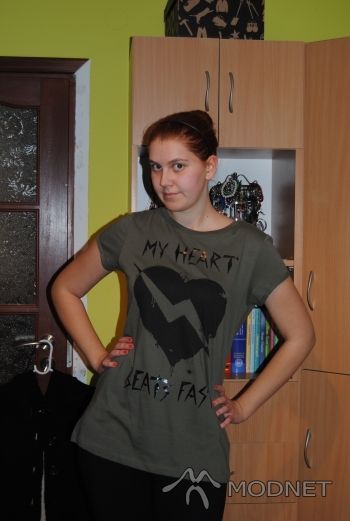 T-shirt C&A, Auchan Rumia