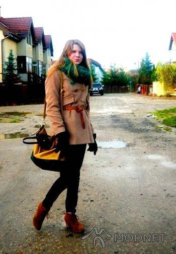 Rękawiczki Zara, Klif Gdynia