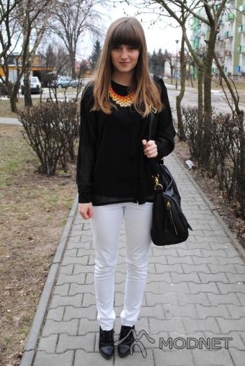 Koszula noname, Second Hand Parczew