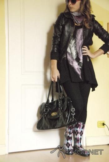 Kurtka 100% Fashion, http://www.szafa.pl