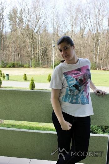 T-shirt TOPMAN, Second Hand Wałbrzych