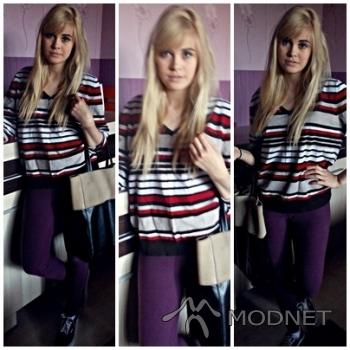 Sweter F&F, http://www.allegro.pl