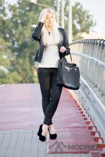 Spodnie Zara, Arkadia Warszawa