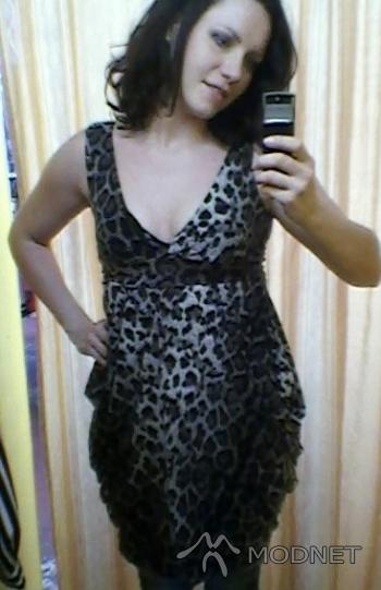 Sukienka Jeane Blush, Sklep z Odzieżą Używaną Racibórz