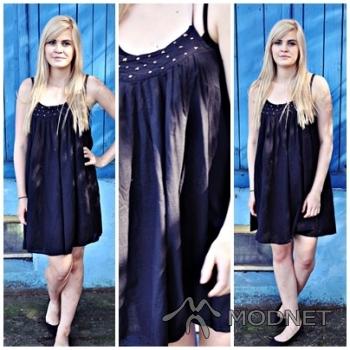 Sukienka Pieces, Biga Rybnik