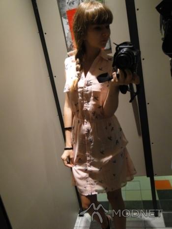 Sukienka CroppTown, Galeria Jastrzębie Jastrzębie-Zdrój