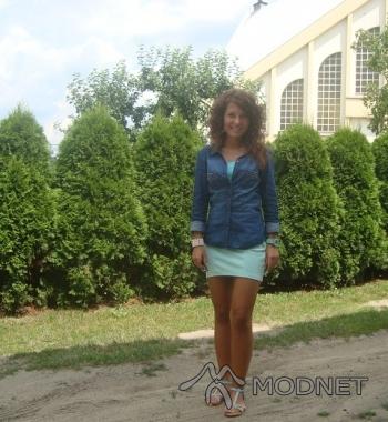 Spódnica Sinsay, Odrzańskie ogrody Kędzierzyn Koźle