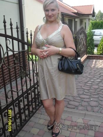 Sukienka Internationale, http://www.allegro.pl